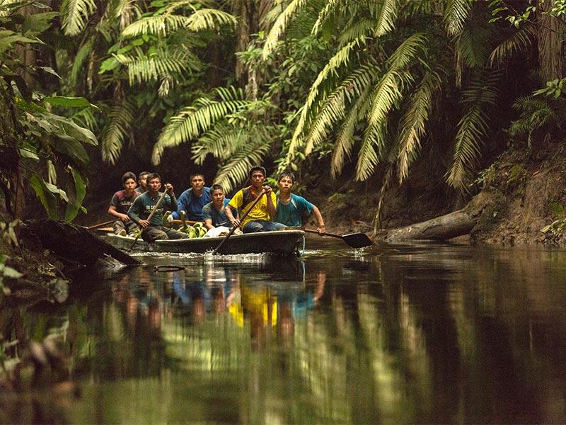 Ñan Magazine - Explora la Amazonía