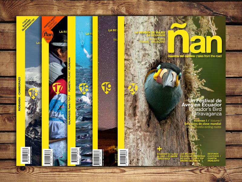 Ñan Magazine - Archive