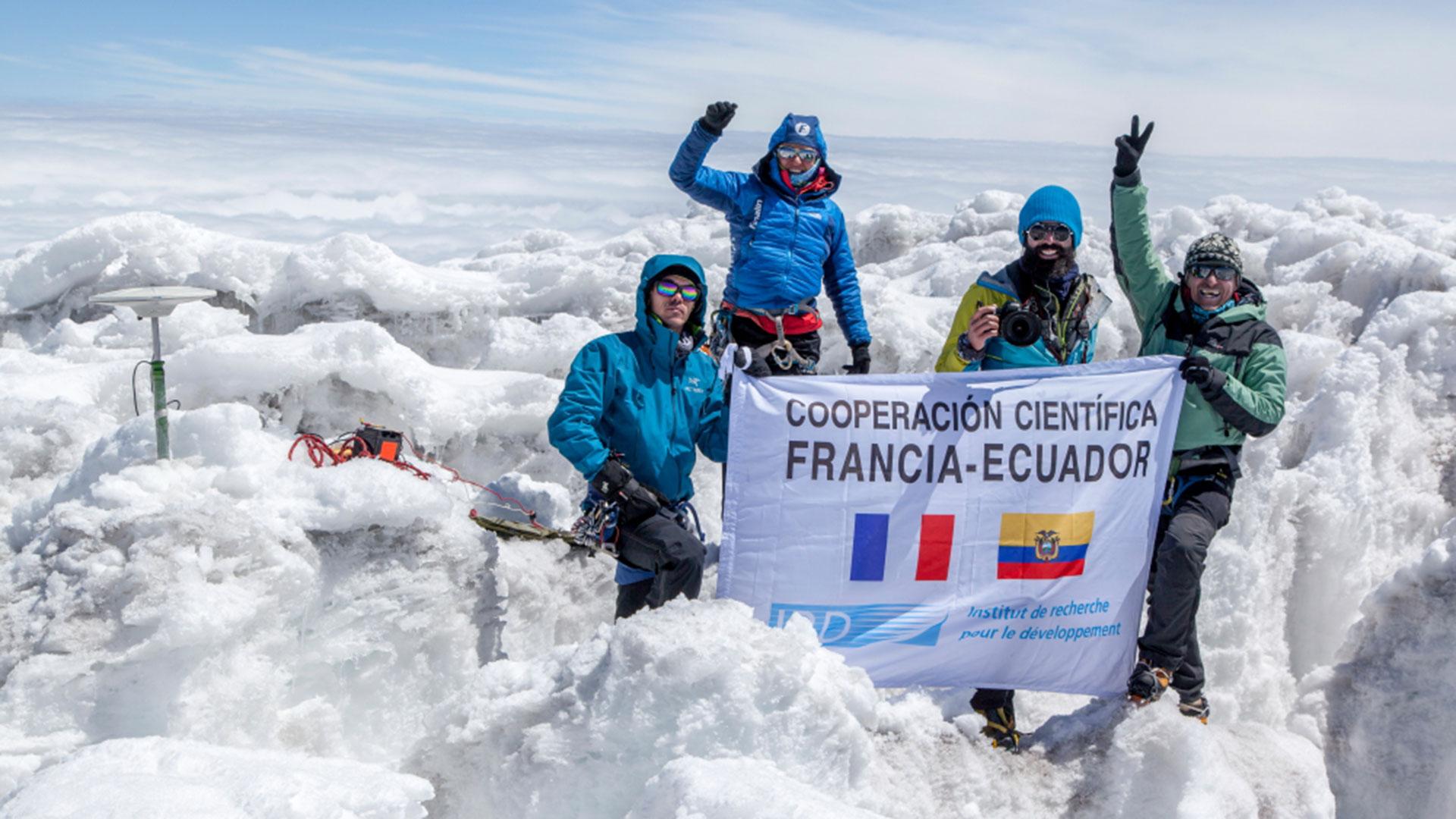 Tercera Misión Geodésica: La Medición del Volcán Chimborazo – Ñan ...