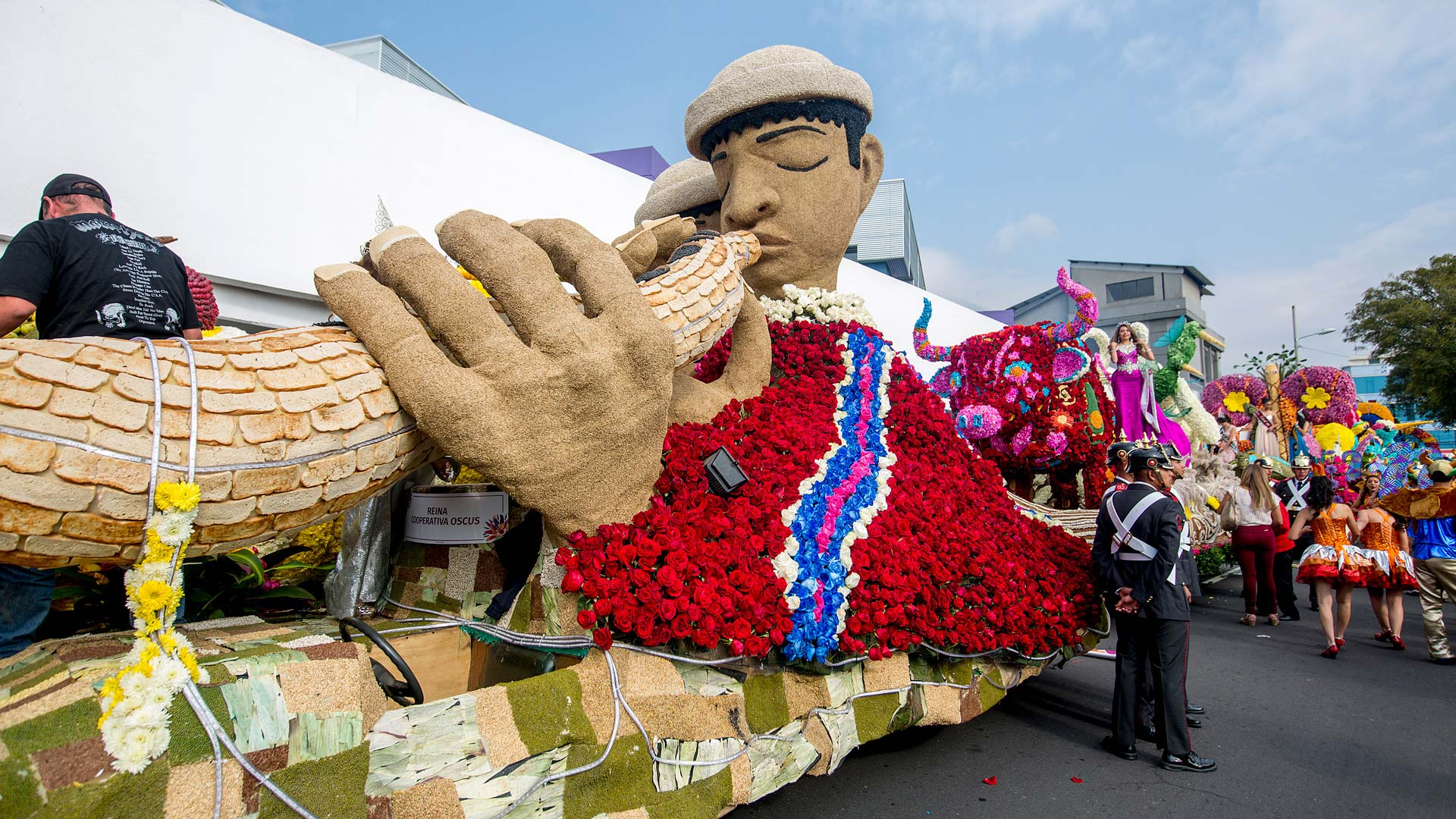 Ambato S Festival Of Flowers And Fruits Nan Ecuador S Travel
