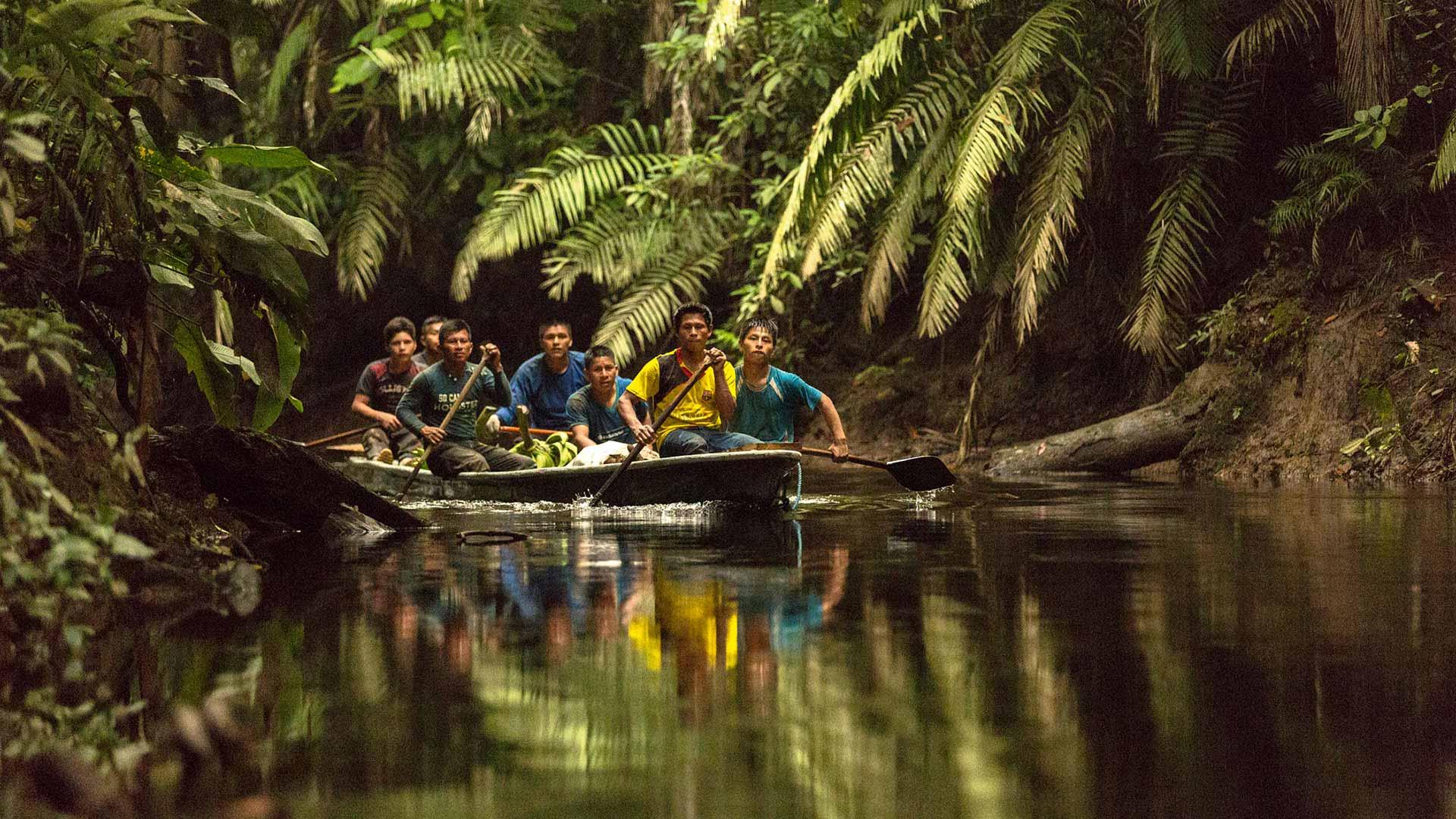 La Amazonía Ecuatoriana