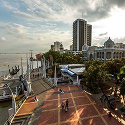 Guayaquil y Costa Sur